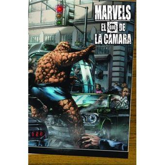 Colección Marvels. El ojo de la cámara