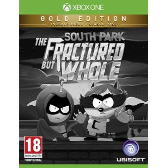South Park: La retaguardia en peligro Gold Edition Xbox One