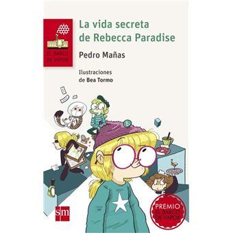 La vida secreta de Rebecca Paradise (eBook-ePub)