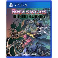 The Ninja Saviors: The Return of the Warrior - PS4