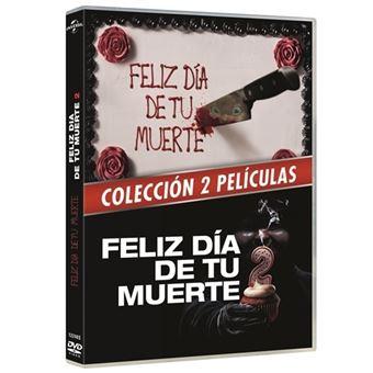Pack Feliz dia de tu muerte 1+2 - DVD