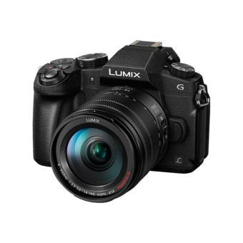 Cámara EVIL Panasonic Lumix DMC-G80 + 14-140 mm