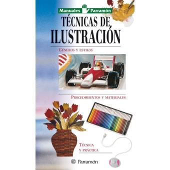 Manuales Parramon  tecnicas de ilustracion