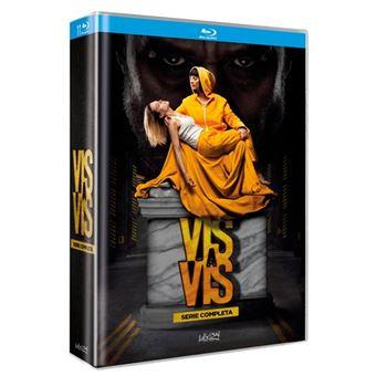 Vis a vis  Serie Completa - Blu-Ray
