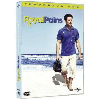 Royal Pains  Temporada 1 - DVD