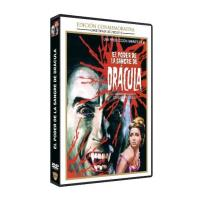 El poder de la sangre de Drácula - DVD