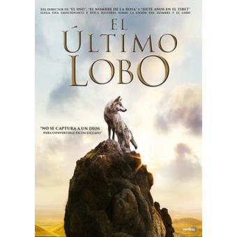 El último lobo - DVD