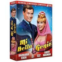 Mi bella genio  Temporada 1 - DVD