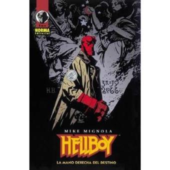 Hellboy 4: La mano derecha del destino 1