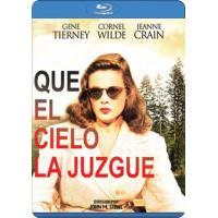 Que el cielo la juzgue - Blu-Ray