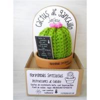 Cactus de ganchillo - Floripondilis Spreciosus
