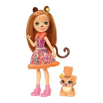Enchantimals Cherish Cheetah Mattel