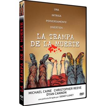 La trampa de la muerte - DVD