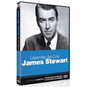 Pack Leyendas del cine: James Stewart - DVD