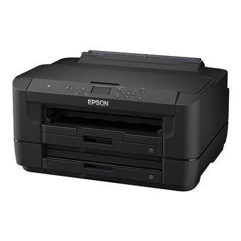 Impresora Epson WorkForce WF-7210DTW Negro