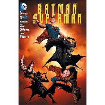 Batman/Superman núm. 04 Grapa