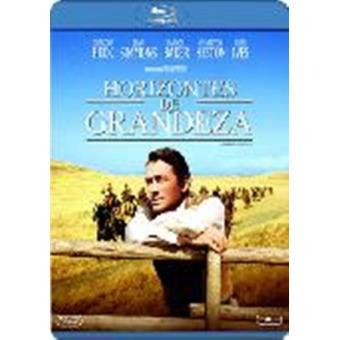 Horizontes de grandeza - Blu-Ray