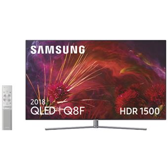 TV QLED 65'' Samsung QE65Q8FN 2018 4K UHD Smart TV