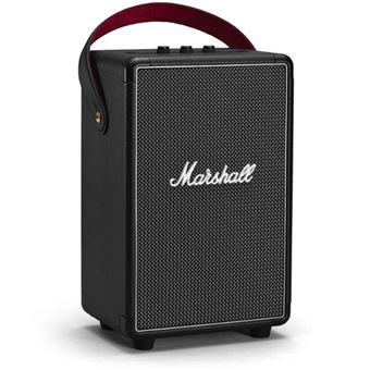 Altavoz Portátil Bluetooth Marshall Tufton Negro