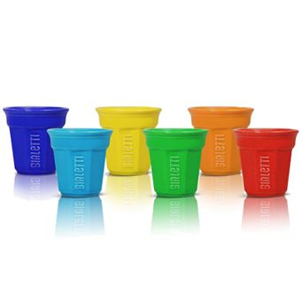 Tazas Bialetti Multicolor