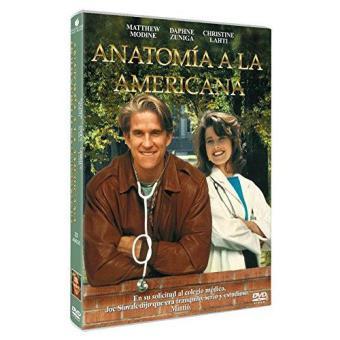 Anatomía a la americana - DVD