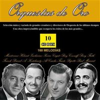 Box Set Orquestas de Oro - 10 CDs