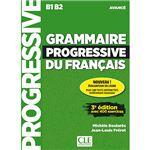 Grammaire progressive avance 3ed