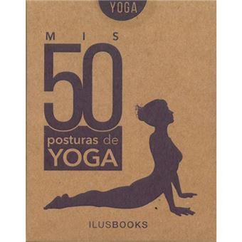Mis 50 posturas de yoga - Baraja de cartas