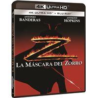 La máscara del Zorro - UHD + Blu-ray