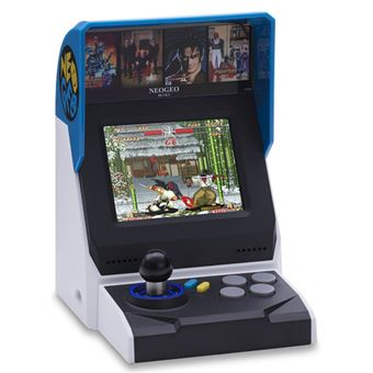 SNK Neo Geo Mini International Edition