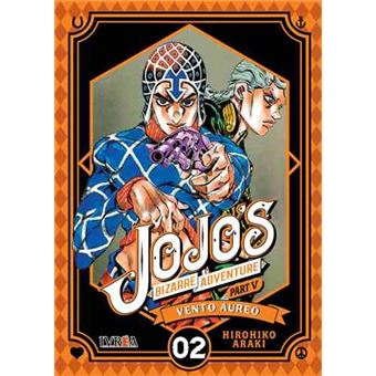 Jojo's Bizarre Adventure part V: Vento Aureo #2
