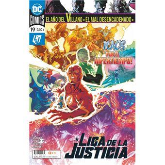 Liga de la Justicia núm. 97/19