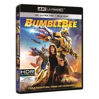 Bumblebee  - UHD + Blu-Ray
