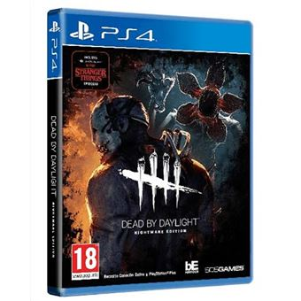 Dead by Daylight nightmare PS4