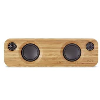 Altavoz Bluetooth Marley Get Together Mini Negro/madera