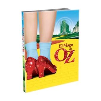 El mago de Oz - Blu-Ray - Digibook