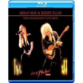 The Candlelight Concerts: Live at Montreux 2013 (Formato Blu-Ray)