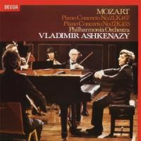 Mozart: Piano Concerto No.21, K467. Piano Concerto No.17 ,K453 - Vinilo