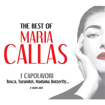 The Best Of Maria Callas - 3 CDs