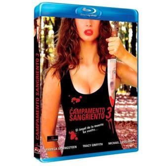 Campamento sangriento 3 - Blu-Ray