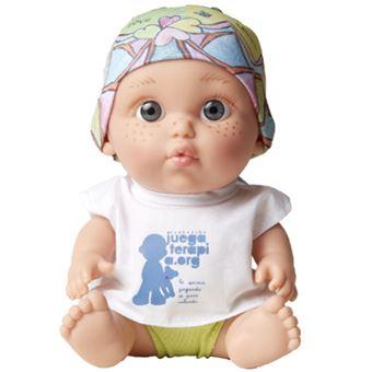Muñeco Baby pelón Laura Pausini