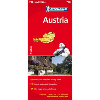 Mapa National Austria