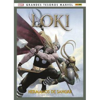 Grandes Tesoros Marvel. Loki