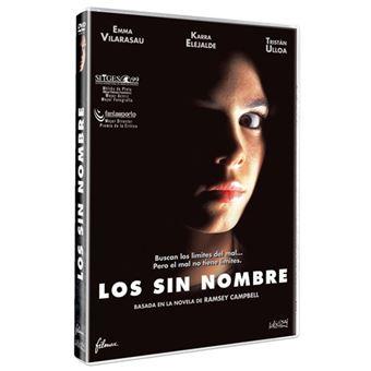 Los sin nombre - DVD