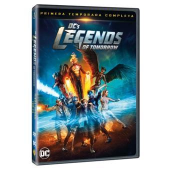 DC Legends of Tomorrow - Temporada 1 - DVD