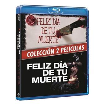 Pack Feliz dia de tu muerte 1+2 - Blu-Ray