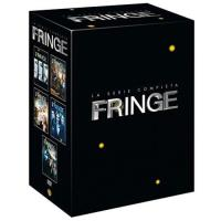 Fringe - Temporadas 1-5 - DVD