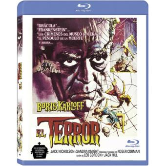 El terror - Blu-Ray