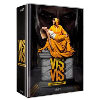 Vis a Vis  Serie Completa - DVD