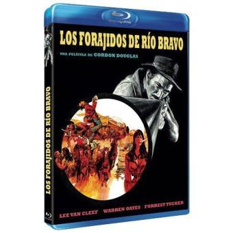 Los forajidos de Río Bravo - Blu-Ray